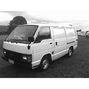 HIACE (1983 TO 1990)