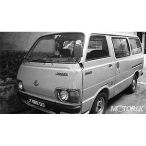 HIACE (1977 TO 1982)