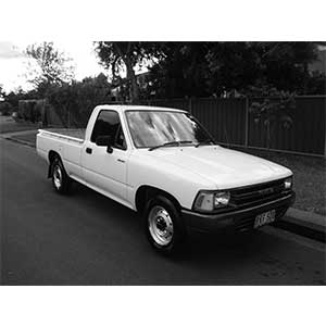HILUX (1984 to 1994)