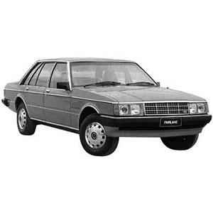 LTD FD & FE (1982 to 1988)