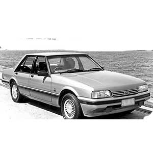 FALCON XE, XF SEDAN / WAGON BENCH SEATS 1982 - 1987