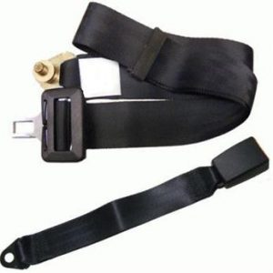 Lap Seat Belt Webbing Buckle