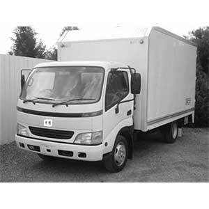 HINO DUTRO XZU302 S05C (1999 to 2003)