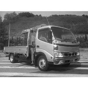 HINO DUTRO XZU414 5500 S05C-TB (2003 to 2007)