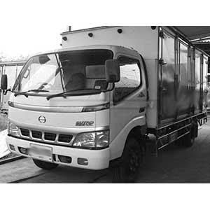 HINO DUTRO XZU420 J05C (1999 to 2003)
