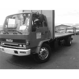 ISUZU FSR12 6BG1 (1992 to 1996)