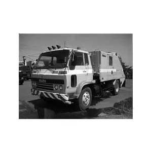 ISUZU FTR12 6BG1 (1986 to 1992)
