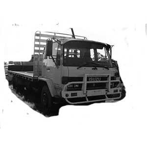 ISUZU FVR13 6SA1/T (1986 to 1996)