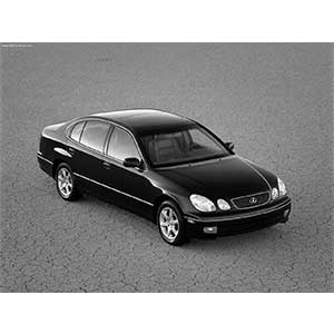 GS 300 - 460 SERIES (1998 - 2011)
