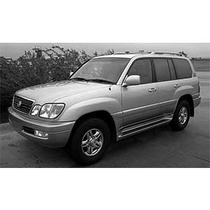 LX 470 (1997 - 2007)