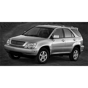 RX 300 - 400 SERIES (1998 - 2008)