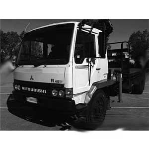 MITSUBISHI FUSO FK455 6D14 (1986 to 1989)