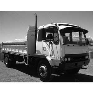 MITSUBISHI FUSO FM557 6D16 (1989 to 1995)