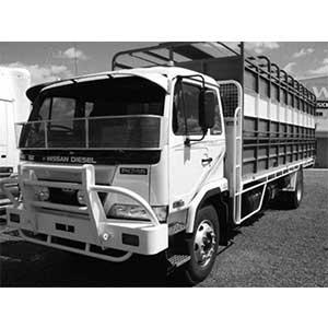 NISSAN PK245 PKC215 FE6TC (2003 to 2008)