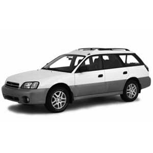 Subaru Outback 2000 to 2003