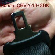 Honda_CRV2018 Center rear seat belt extender